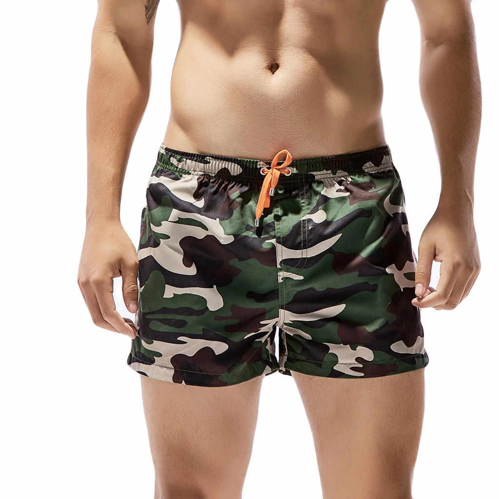 Womail шорты мужские летние повседневные Модные быстросохнущие шорты для плавания пляжные шорты для серфинга и бега свободные шорты подарок новинка 2019 M29