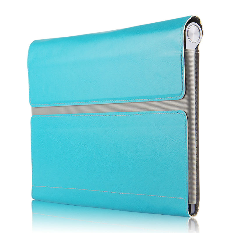 купить Case For Lenovo Yoga B6000 Protective Smart cover Leather Tablet For Lenovo YOGA B6000-H B6000-F 8 inch PU Protector Sleeve недорого