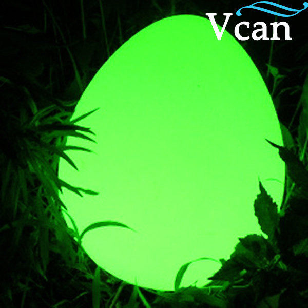Suitable plug waterproof ip68 rechargeable battery outdoor garden grass led lamp  VC-B2930 plug
