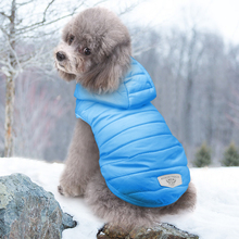 Winter dog jackets for small dogs