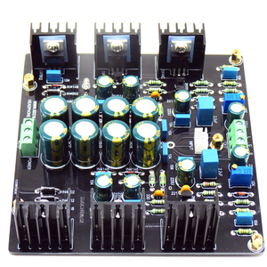 Image 5 - لوحة مضخمة للصوت XD JLH مزدوجة القناة منتهية 1969 من الفئة أ أمبير HiFi
