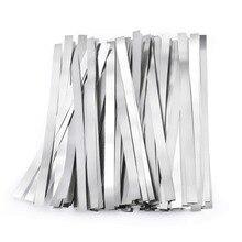 100 قطعة شريط النيكل النقي لحام تبويب 0.1x5x100 ملليمتر لحام بطارية ليثيوم Ni200