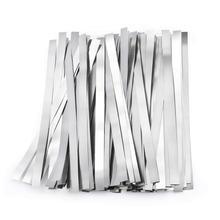 100 pièces pur Nickel bande soudure onglet 0.1x5x100mm pour batterie au Lithium soudage Ni200
