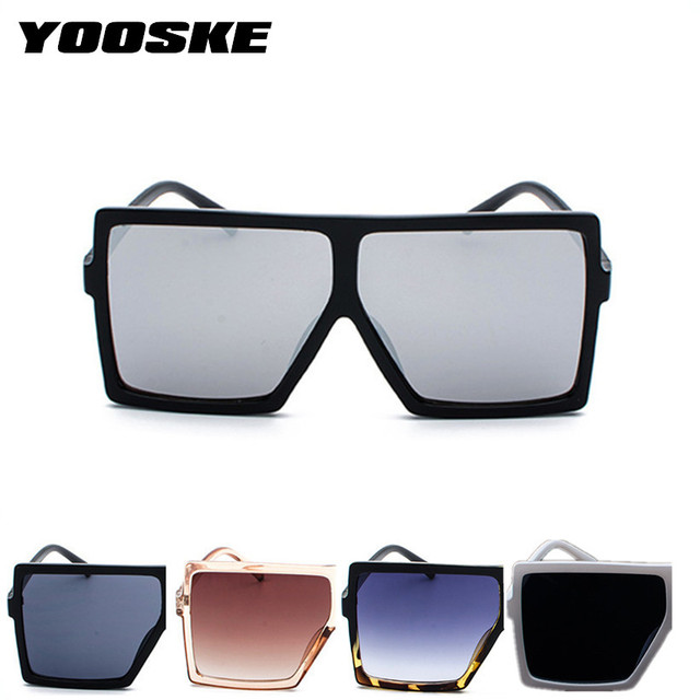 YOOSKE Oversized Sunglasses for Women