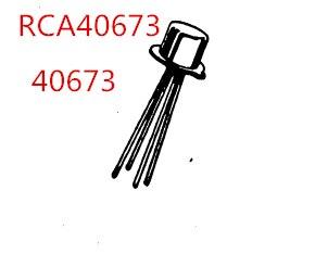Новинка RCA40673 40673 МОП транзистор с двумя воротами CAN4