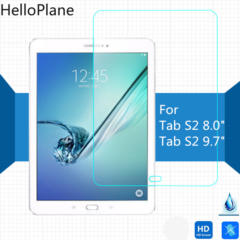Tempered Glass For Samsung Galaxy Tab S2 9.7 Inch T810 T813 T815 T819 Tablet Screen Protector Protective Film