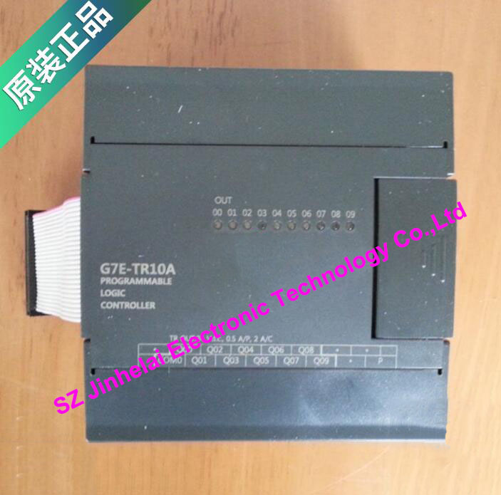 100% New and original  G7E-TR10A  LS(LG)  PLC  Transistor 10 point output extension 100% new and original g6i d22a ls lg plc input module