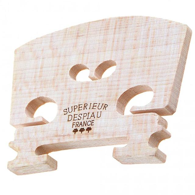 אמיתי אובר כינור גשר מייפל חומר עבור 4/4 גודל כינור אבזר