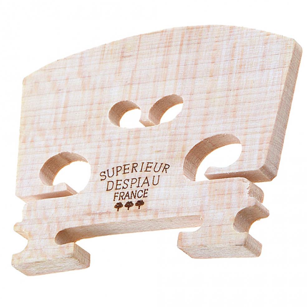 Genuine Aubert Violin Bridge Maple Material For 4/4 Size Violin Accessory