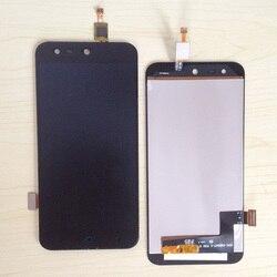 Czarny 100% nowy dla ZTE Blade X5/ostrze D3 T630 wyświetlacz LCD + ekran dotykowy wymiana Digitizer zgromadzenie darmowa wysyłka