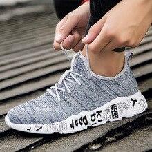 Тканые мужские вулканизированные обувь дышащая мужская обувь Tenis Masculino обувь zapatos hombre Sapatos мужские кроссовки для улицы