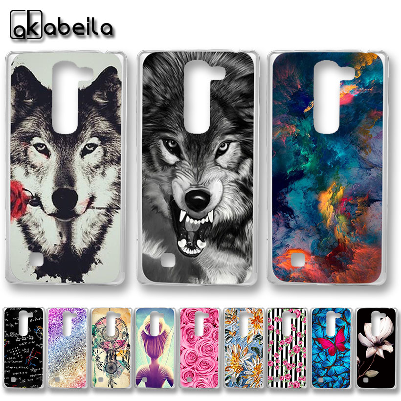 AKABEILA Case For LG Magna Cases Silicone Covers For LG LEON Spirit Class G2 G3 G4 Mini Stylus Beat G4C G3S G5 G6 G7 Cover Capa image