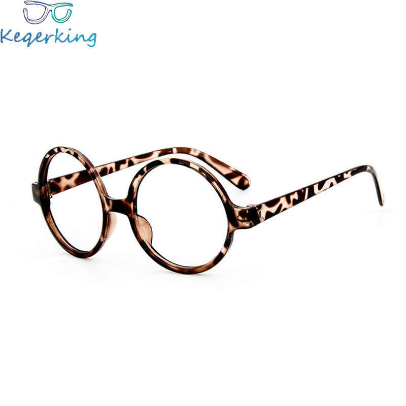 a409d3b0ec Detail Feedback Questions about Classic Retro Round Glasses Women Frame Ala  Lei Cute Glasses Frame Men Harry Potter Glasses Without Lenses A03 27 on ...