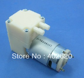 Wholesale,free shipping,10pcs a lot DC12V -65KPA,Mini Vacuum Pump,Diaphragm pressure pump