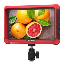 "LILLIPUT A7S 7 "", Monitor de campo de vídeo Ultra delgado IPS Full HD 1920*1200 4K HDMI en cámara para Canon, Nikon, Sony cámara de vídeo DSLR(China)"