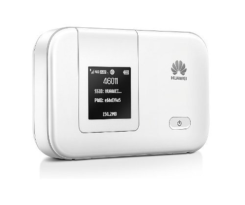 US $60 52 11% OFF Unlocked Huawei E5372 4G/LTE 150Mbps Mobile WiFi Hotspot  Router (suitable for most operators)-in 3G/4G Routers from Computer &
