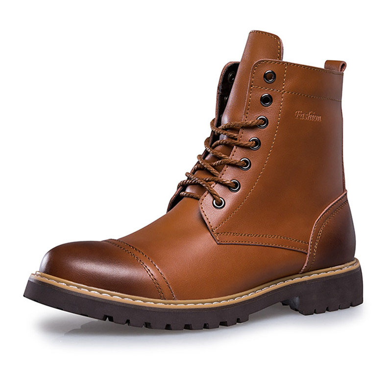 leather work boot page 5 - new-balance