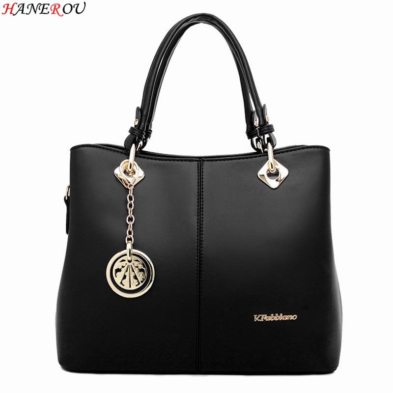 Spring Handbag New Fashion PU Leather Women Big Shoulder Bags Zipper Soft Ladies Bag High Quality Bolsas Femininas Neverfull