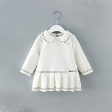 girls dress Toddler Infant Baby Girls Princess Christening D