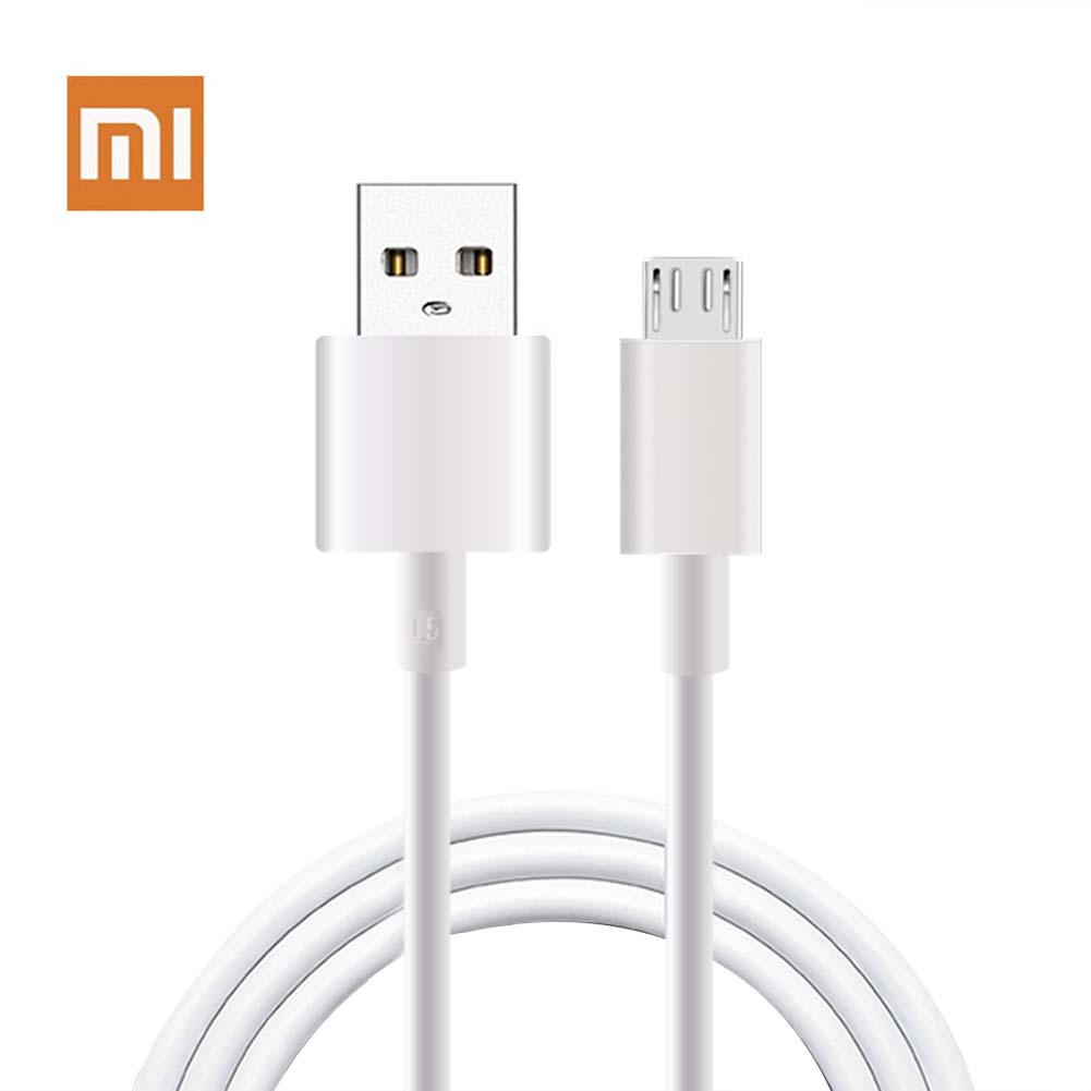Original xiaomi micro usb cable 2A fast charging sync data cable for xiao mi 1s/2s/3s/4s Redmi 1s/2s/3s/3X/4X/Note/2/3/4/4X/5-in Mobile Phone Cables from Cellphones & Telecommunications