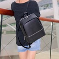 ACNC LEGEND AC5ACNE25D Ms classic European and American leather backpack backpack women rucksacks Leather Free shipping