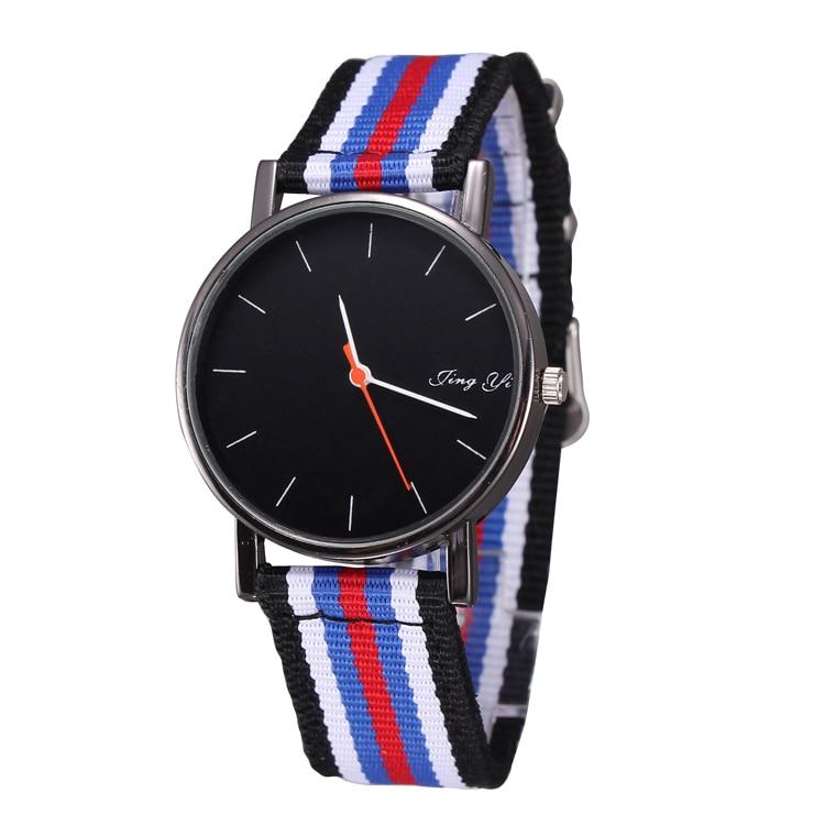 Aliexpress Com French Flag Bracelet Montre Homme Femme Casual Women Men Watches Leather Strap Quartz Watch Sport Wrisch From Reliable