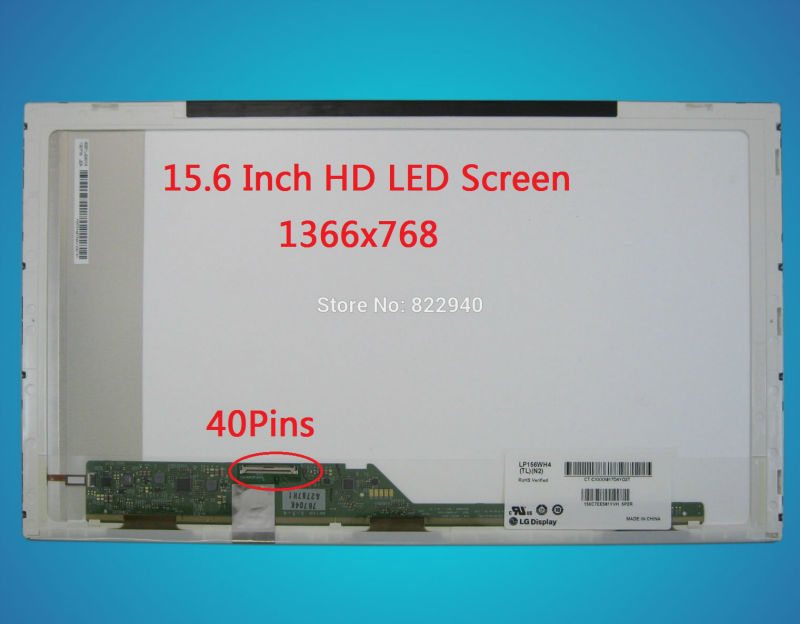 "HP ProBook 4530s 4535s 4540s 4545s 15.6/"" LCD Laptop Screen Display Grade A++"