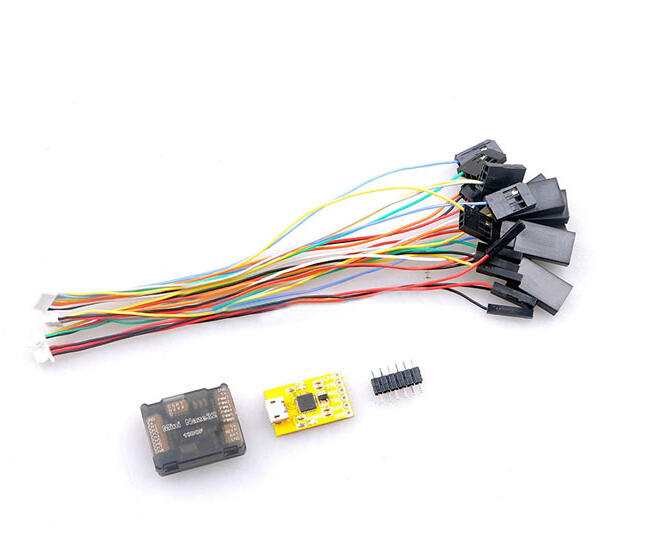 ФОТО Acro Afro Mini Naze32 NAZER 32 10DOF Flight Controller For FPV RC Multirotors (Built-in FrSky telemetry converter) SKU:11845