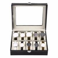 10 그리드 슬롯 시계