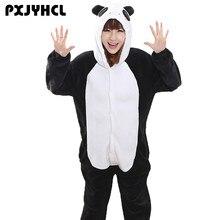 Кунг-фу панда Kigurumi Onesie для взрослых животных человек Для женщин  теплые мягкие стежка Пижама в форме тигра Onepiece зима а. 36d11b8854745