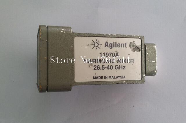 [СЕТЬ] оригинальный Agilent 11970A волновода гармонических смеситель Agilent 26.5 до 40 ГГц волновода смеситель