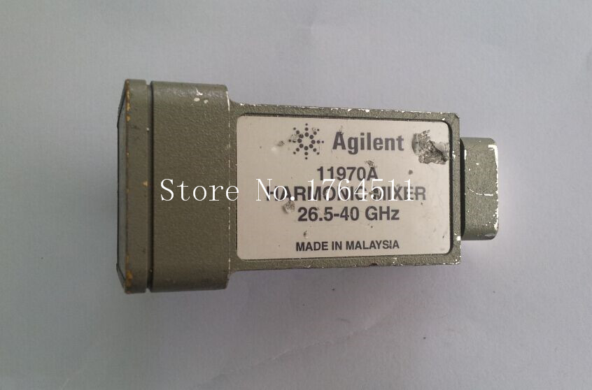 [BELLA] The Original Agilent 11970A Waveguide Harmonic Mixer Agilent 26.5 To 40GHz Waveguide Mixer