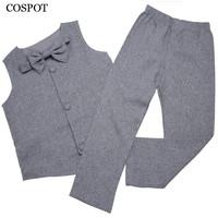 Baby Boys Light Grey Suit For Wedding Baby Boy Navy Suit Page Boy Suits 3Pcs Jacket