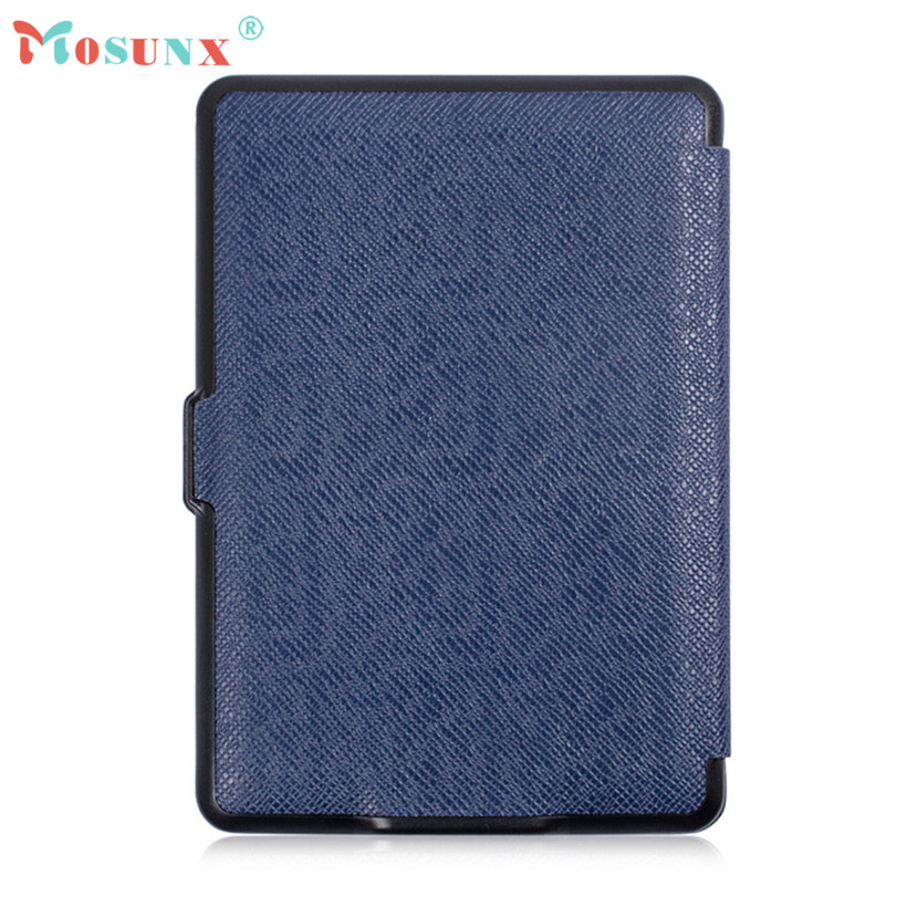 Подробнее о Mosunx Advanced tablet  Magnetic Auto Sleep PU Leather Cover Case For Kindle Paperwhite (7th Generation) 6 inch +Free gift  1PC mosunx hot selling magnetic auto sleep pu leather cover case for amazon kindle new 2016 8th generation 6 inch free gift