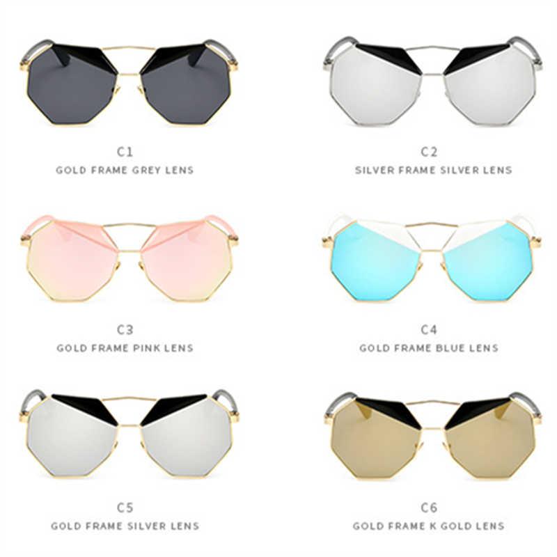 2019 Moda Masculina Óculos Polarizados Óculos de Sol, Marca Designer de Prisma Masculino Armação de Metal Driven Óculos De Sol De Pesca