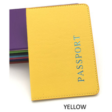 Wholesale New High Quality Travel Passport Cover Women Men Fashion Go Abroad Holders Cute Colourful Cases Casual Design