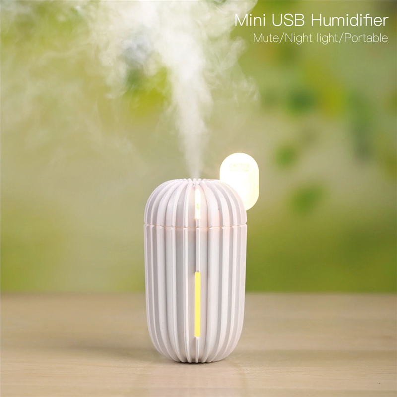 200ml Ultrasonic Air Humidifier Essential Oil Diffuser Aroma Humidifier Aromatherapy Aroma Diffuser Home Mist Maker With Night