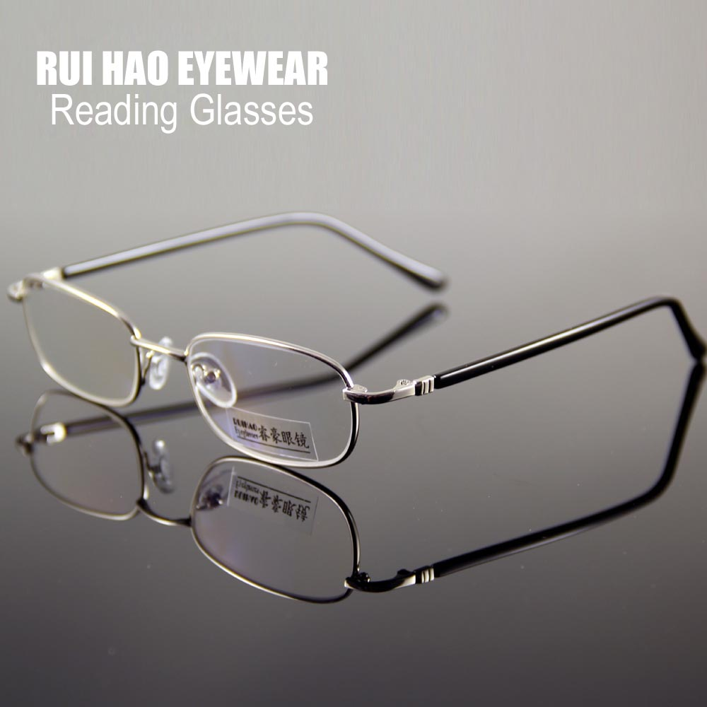 Reading Glasses High Clear Reading Eyeglasses  Unisex Eyewear Goggles Presbyopic Spectacles Light Resin Lens HMC Coating Lens