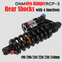 For AM/FR/DH MTB mountain bike bicycle rear shock spring preload adjustable / air chamber pressure adjustable free sshipping
