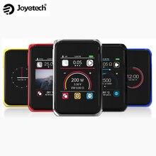 Оригинал Joyetech кубовидной Pro 200 Вт поле mod Сенсорный экран TC 2.4 дюймов электронных сигарет mod Joyetech кубовидной Pro 200 Вт VAPE