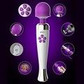 AV Magic Wand Massager Vibradores Sexo para Mulheres G Spot Mamilo Usb vibrador Brinquedos Sexuais para a Mulher sexty sextoys Máquina de Sexo vibrador