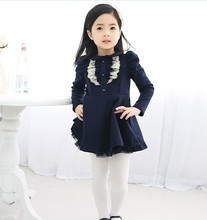 The Philippines Yi skirts a long sleeved lace collar bubble sleeve on behalf of qz87