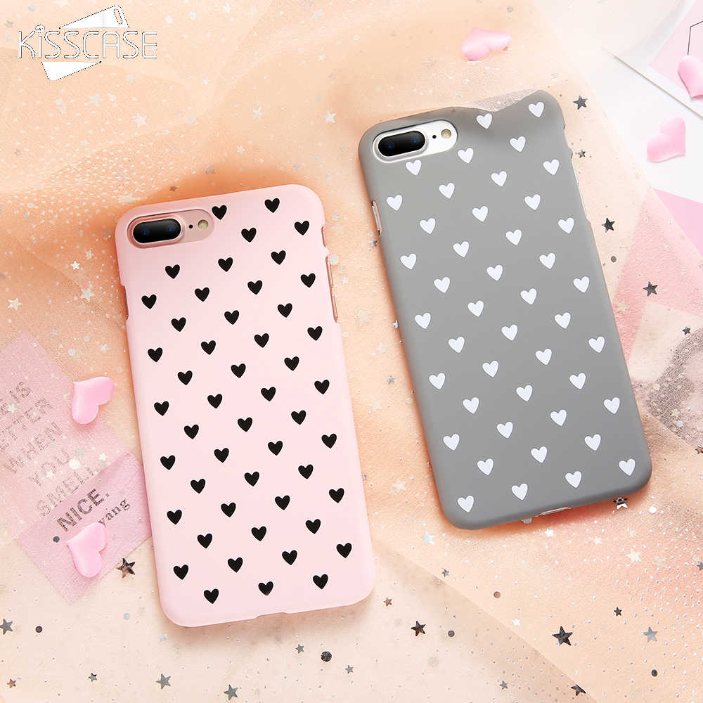 Case For iPhone 6 6s 7 Plus Cute Girly