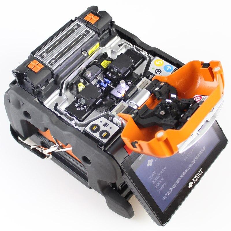 Type-82C fibre Colleuse Optique FTTH ARC multifonction machine à épisser les Fibers optiques