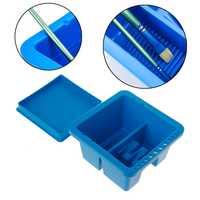 Art Supplies Brush Washing Bucket Multifunction Pen Barrel Painting Brush Washer for Drawing