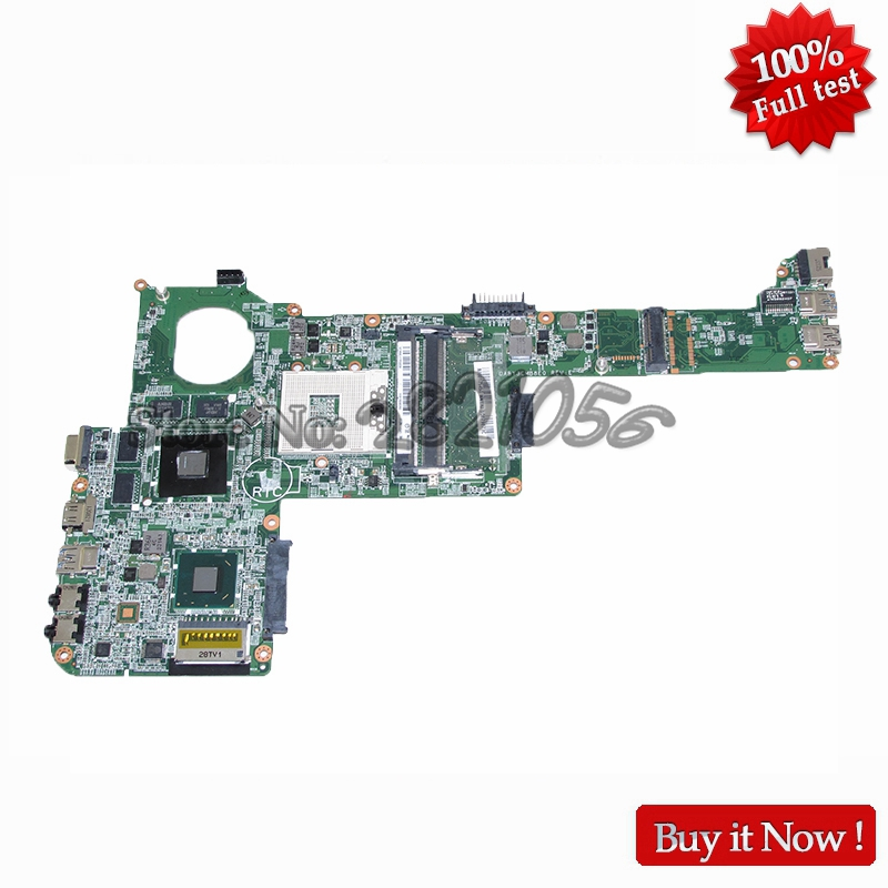 NOKOTION For Toshiba satellite L840 Laptop Motherboard DABY3CMB8E0 REV E A000175450 HM76 HD7670M DDR3