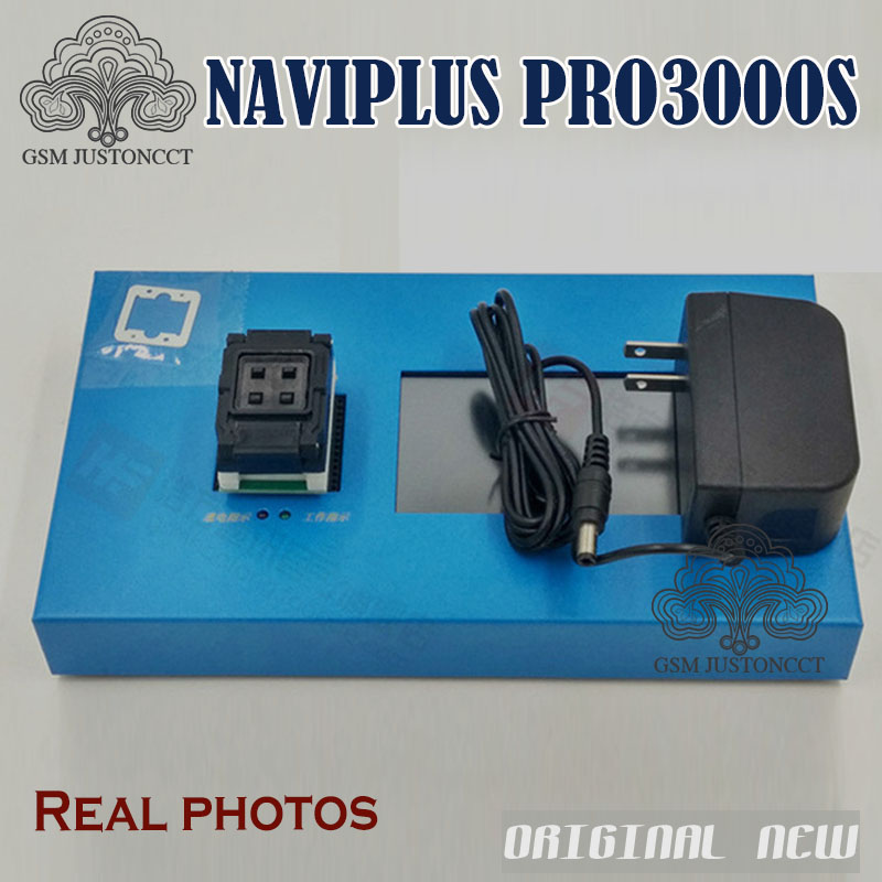 PRO 3000S + FOR IPHONE 6G6P ADAPTER - gsmjustoncct - B1