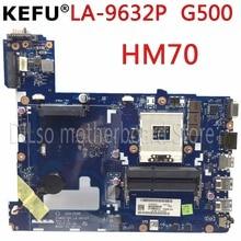 KEFU VIWGP/GR LA-9632P laptop motherboard for Lenovo G500 motherboard la-9632p motherboard HM70 DDR3 Test motherboard цена 2017