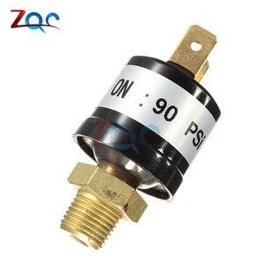 Image 2 - Выключатель давления, регулирующий клапан воздушного компрессора, сверхмощный, 90 PSI  120 PSI