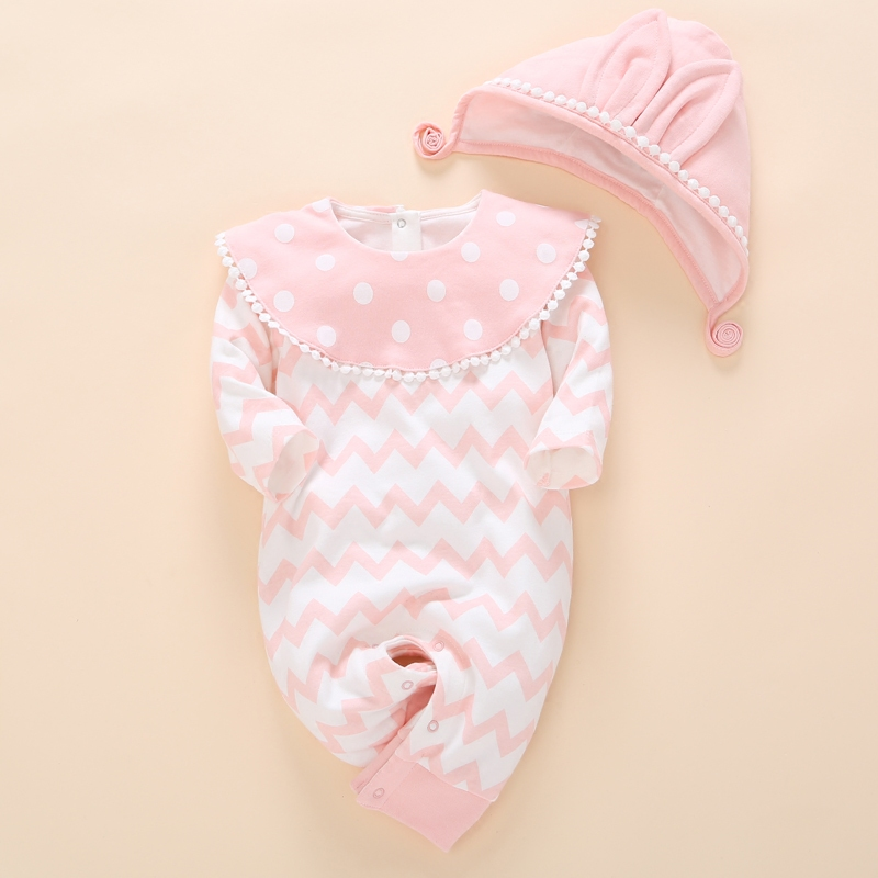 Newborn Clothes Unisex Romper Set Baby Girl 2017 Spring Summer Fashion Cotton Costumes Clothing Overall Long Sleeve Infant newborn baby rompers baby clothing 100% cotton infant jumpsuit ropa bebe long sleeve girl boys rompers costumes baby romper